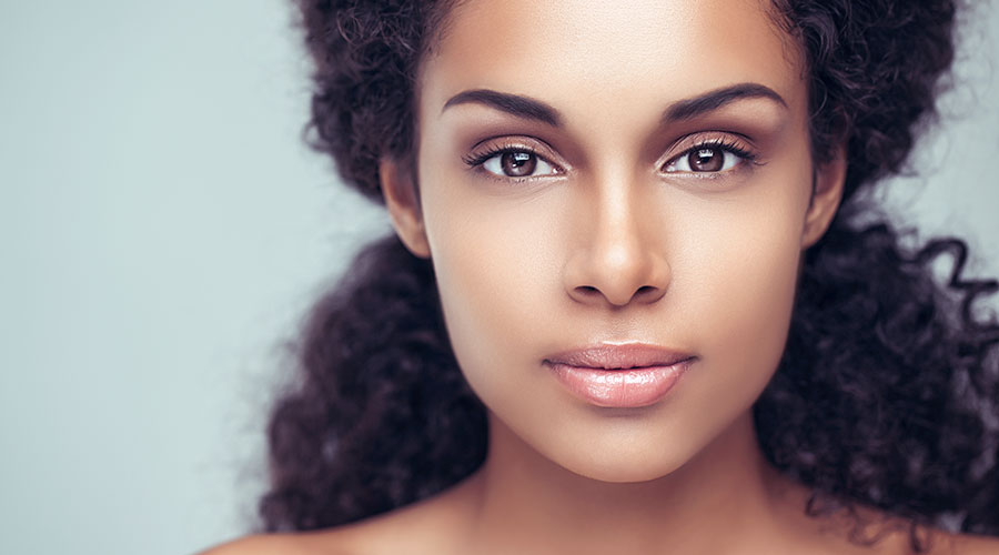zona frontal y sienes - medicina estetica malaga