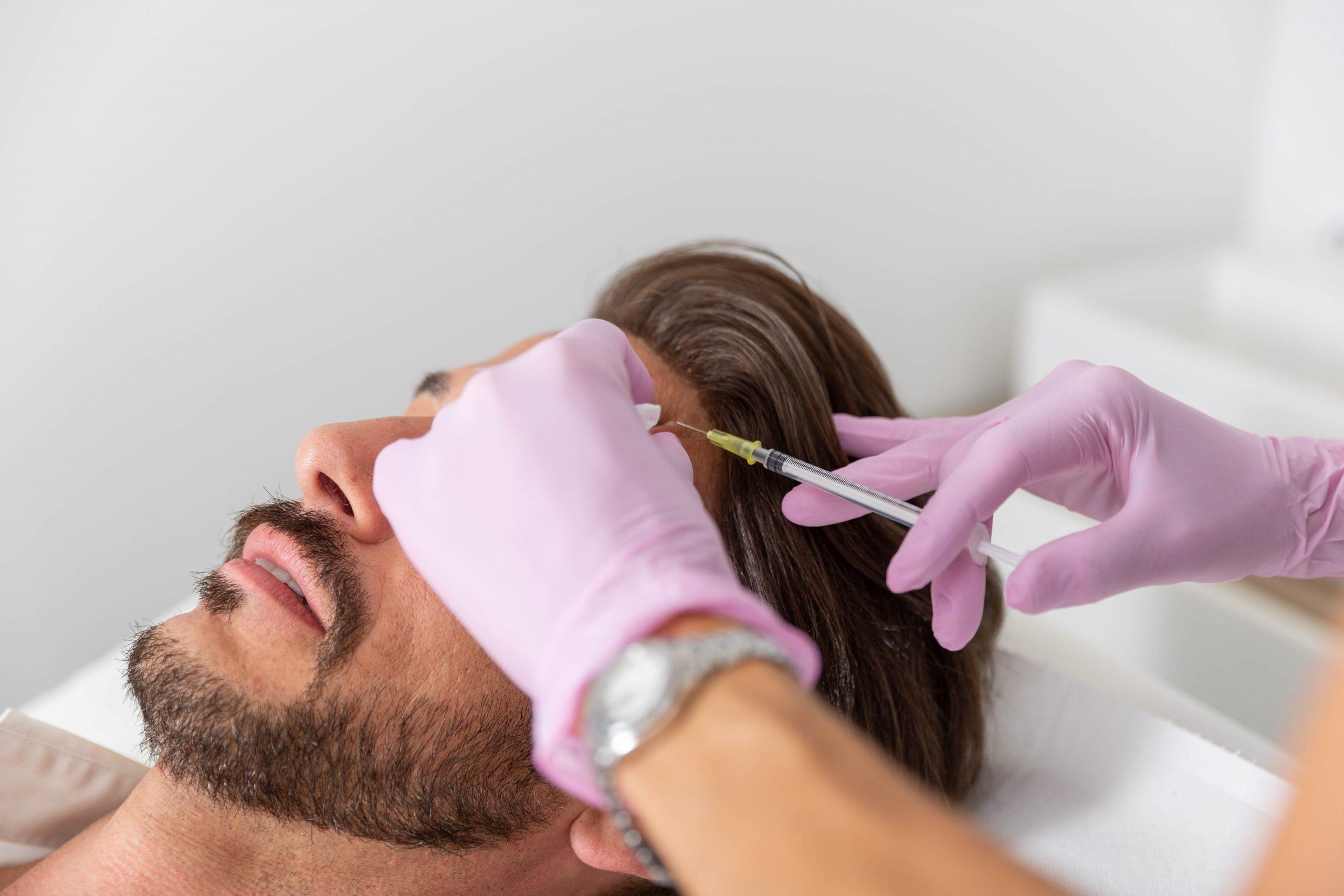 medicina estetica masculina
