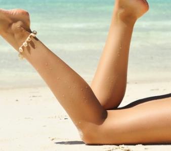 La depilación láser también en verano