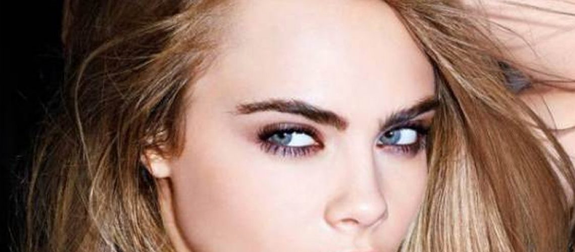 Model Cara Delevingne the face of new YSL product. Thousands of women have joined the waiting list for a new 24-hour foundation which uses space-age technology. See swn story SWMAKEUP. Unsightly tide-marks and the caked-on look have been a persistent nightmare for millions of women wearing foundation. But Yves Saint Laurent claim to be able to bring an end to the problem with the groundbreaking Fusion Foundation. The new makeup has taken inspiration from the processes used by space scientists to capture stellar dust particles. It is also the latest product that Cara Delevingne has loaned her face to - with the A-list beauty fronting the productís ad campaign. And the product seems to have gone down a storm with more than 12,000 women already joining the waiting list - almost a month before it is released